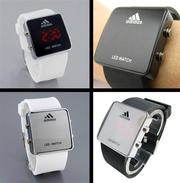 Продаю Стильные часы LED Adidas