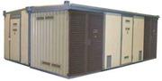 Распределительные трансформаторные подстанции  в  блок модулях РТП