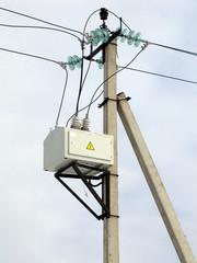 Пункт коммерческого учета электроэнергии 6-10 кВ