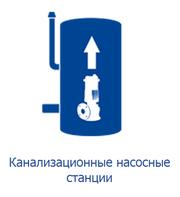 Канализационная насосная станция (КНС)