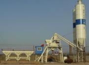 Продается новый бетонный завод  HZS35 с силосом 70 т.